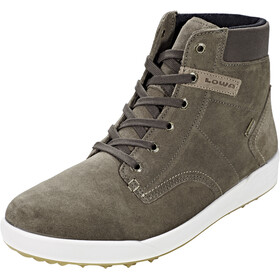 Lowa Dublin III GTX QC Boots Men stone/dark brown